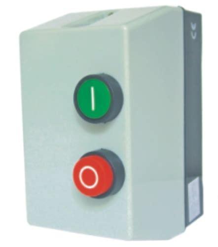 Intrerupator Motor Electric Monofazat by Motor Startere Neechipate Comtec 2000 Inc