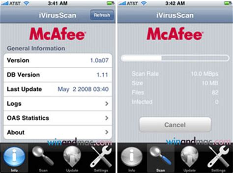 antivirus for iphone mcafee to develop antivirus for iphone intomobile