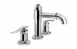 Bali Widespread Lavatory Faucet    Bathroom    Graff