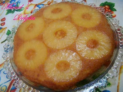 g 226 teau renvers 233 224 l ananas caram 233 lis 233 manel s delights