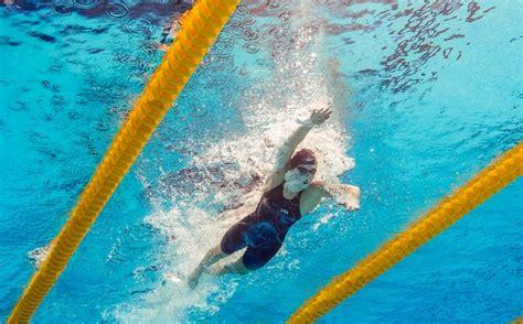 chasing  legend katie ledecky discovers  buoyant