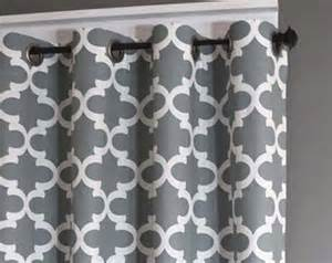 96 grey zig zag grommet curtains two chevron curtain