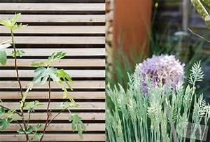 Natürlicher Sichtschutz Garten : sch n versteckt sichtschutz im garten living green ~ Michelbontemps.com Haus und Dekorationen