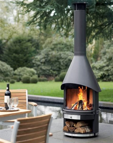 chiminea for sale uk 25 great ideas about modern chimineas on clay