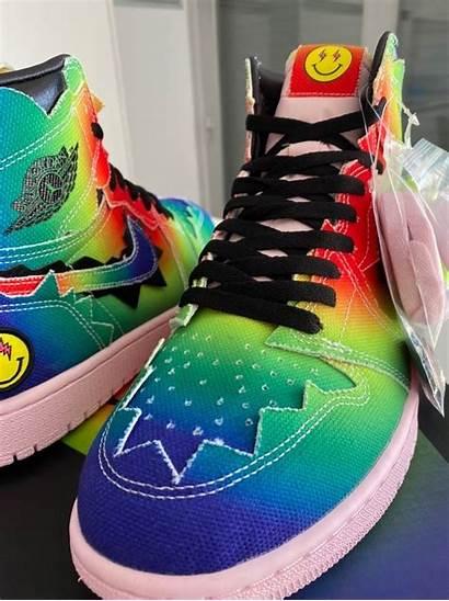 Jordan Balvin Air Release Nike Date Today