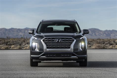 When Is The 2020 Hyundai Palisade Coming Out by 2018 La Auto Show Hyundai Palisade Budget Three Row Beast
