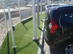 Dacia Marseille : installation d 39 un gazon synth tique pour dacia gardanne pr s d 39 aix en provence bouches du rh ne ~ Gottalentnigeria.com Avis de Voitures
