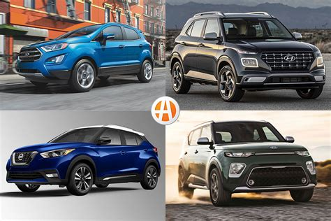 10 Cheapest SUVs of 2020 - Autotrader