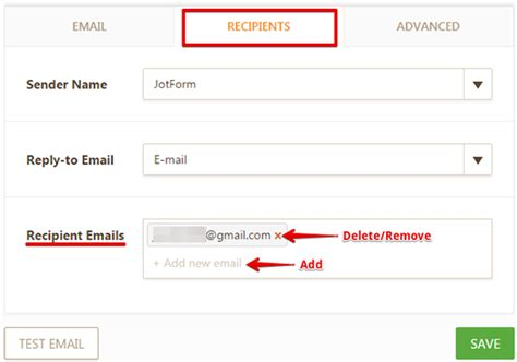 How To Properly Add, Change, And Test A New Email
