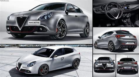 Alfa Romeo Giulietta Specifications