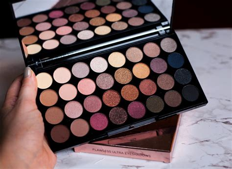 beauty makeuprevolution flawless palette review    styling dutchman