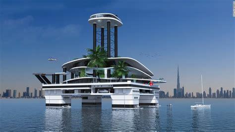 yacht island monaco yacht show 2015 the floating island you sail