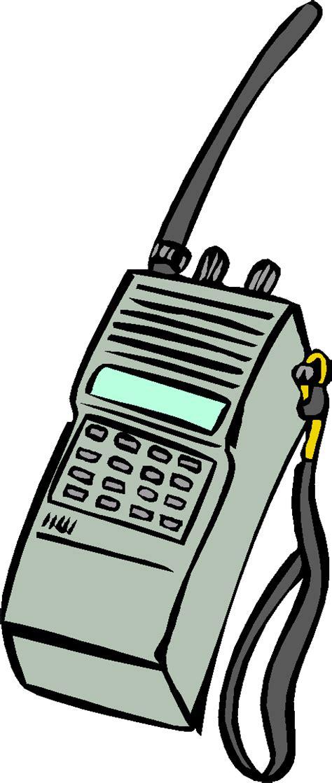 Radio Clipart Radio Clip