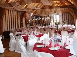 Décoration Mariage Rouge Et Blanc : 17 best images about mariage rouge et blanc on pinterest ~ Melissatoandfro.com Idées de Décoration