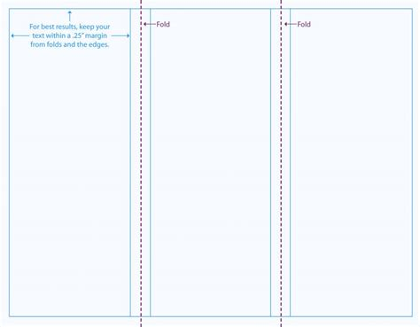 layout template free phlet template word brochure templates