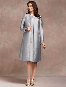 talbots doupioni duster misses wedding dresses With talbots dresses for wedding