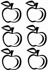 Apple Printable Template Outline Printables Crown Coloring Pattern Clipart Apples Clip Templates Patterns Pages Printablee Clipartbest Paper Via Crafts Teacher sketch template