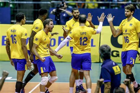 Liga das nações de voleibol masculino. Brasília e Cuiabá serão as sedes das etapas da Liga das Nações no Brasil - Gazeta Esportiva