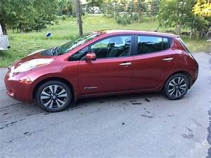 Nissan Leaf Occasion : voiture lectrique occasion nissan leaf 24 kwh nissan leaf acenta 24kwh occasion ~ Medecine-chirurgie-esthetiques.com Avis de Voitures