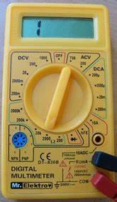 Comment Utiliser Un Multimetre : tester un fusible ~ Premium-room.com Idées de Décoration