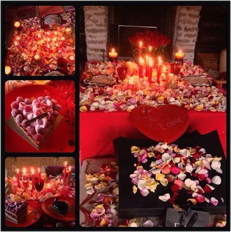 soiree romantique a la maison photos jade foret et arnaud lagard 232 re ont pass 233 une bonne valentin
