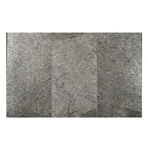 faststone indian autumn 12 in x 24 in slate peel and