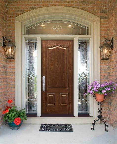 Front Door Sidelights Transom Adjust Therma Tru ...