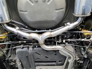 Magnaflow Stainless Steel Cat-back Exhaust System