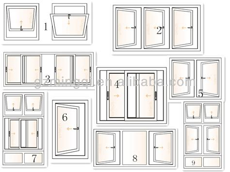 cheap double glass designs casement window   philippines buy aluminum casement window