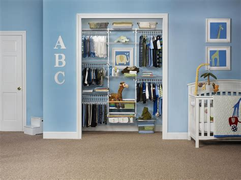 Closet Organizer by A Closet That Fits Your Needs Hgtv