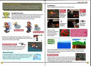 Super Mario 64 Instruction Manual  Created By Pannenkoek