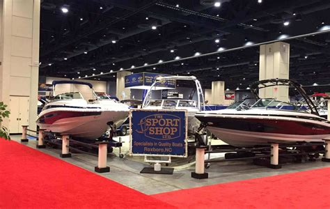 Boat Shops Raleigh Nc raleigh boat show the sport shop ltd littleton