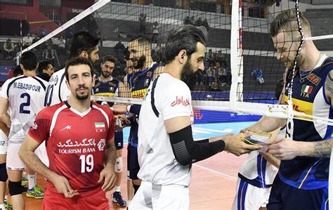 A diretoria da liga das nações amazonense de voleibol convida todos os amantes do esporte para prestigiarem a grande final da super liga. ASSISTA AO VIVO: Irã x Itália pela Liga das Nações de vôlei masculino
