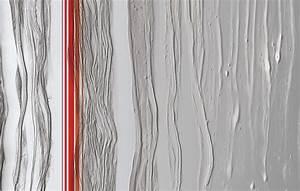 Pose De Papier Peint Intissé : papier peint rayures gris et rouge ref ac folrayures c5fm1 ~ Dailycaller-alerts.com Idées de Décoration