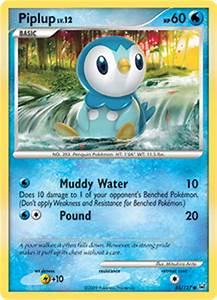 Piplup | Platinum | TCG Card Database | Pokemon.com