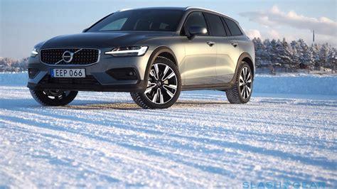 2020 Volvo V60 Cross Country by 2020 Volvo V60 Cross Country Drive The Wagon
