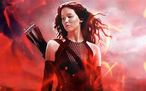 Katniss in The Hunger Games Catching Fire Wallpapers | HD ...