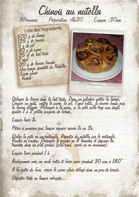 exemple de recette de cuisine exemples de livre de recettes personnalisés
