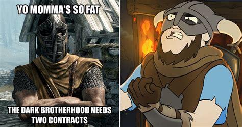 Skyrim Memes - hilarious skyrim memes that will leave you laughing