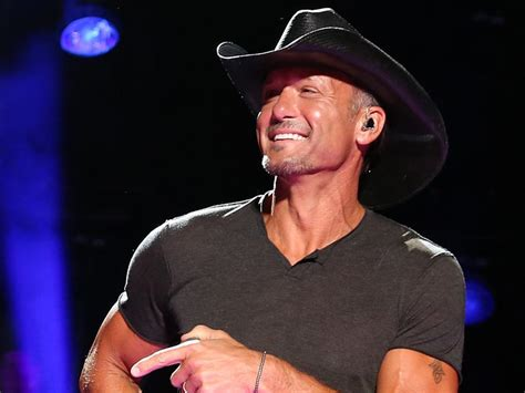 """Tim Mcgraw Takes You To """"neon Church"""" In"""