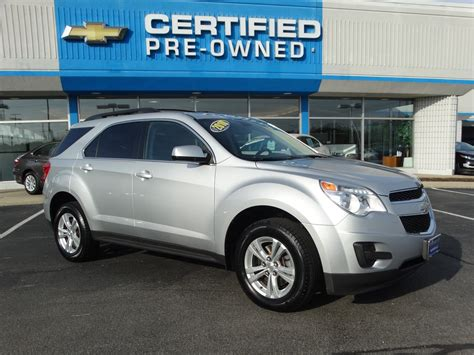 Pre-owned 2010 Chevrolet Equinox Lt W/1lt Sport Utility In