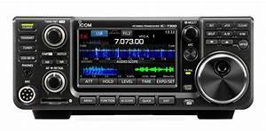 Ic-7300   Amateur Radio  Ham  Base Stations
