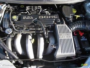 1997 Dodge Stratus Standard Stratus Model 2 4 Liter Dohc