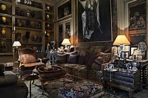Chez Pierre Berg U00e9  Francois Joseph Graf  Roberto Peregalli  U0026 Laura Sartori Rimini Interior