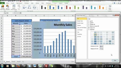 excel  beginners tutorial part  creating    bar chart  multiple series youtube
