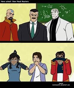 Hero School: New Head Masters! by lostatsea101 on DeviantArt