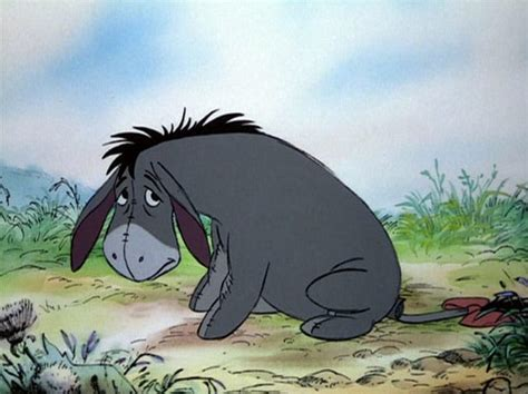 12 Amazing Witticisms From Eeyore