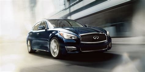 2019 Infiniti Q70l Luxury Sedan  Infiniti Usa