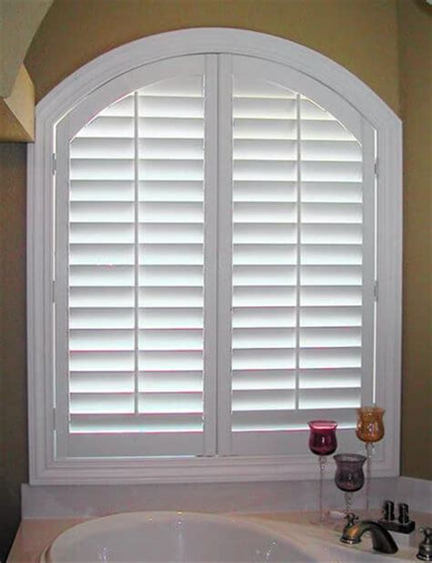 arched window shutters essex arched blinds essex