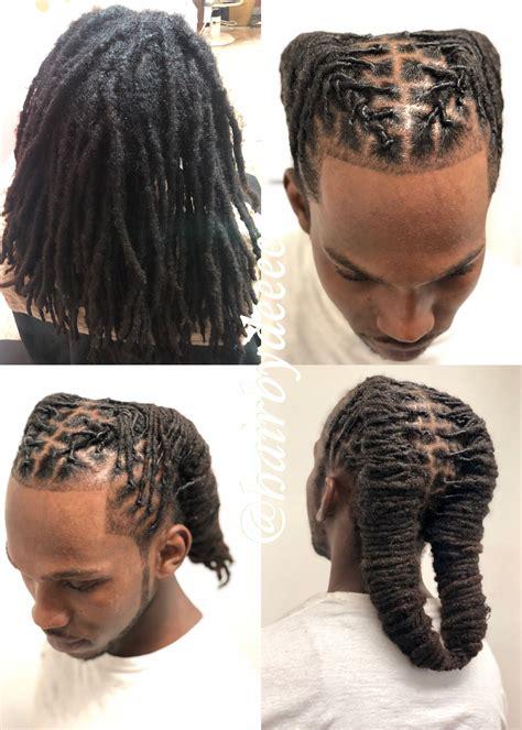 dreads styles  men dreads style  men